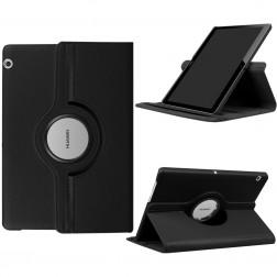 Atverčiamas dėklas (360°) - juodas (MediaPad T3 10)