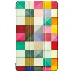 """""""Cubes"""" atverčiamas dėklas (MediaPad T3 7.0 4G / 3G)"""