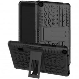 Sustiprintos apsaugos dėklas - juodas (MediaPad T3 7.0 Wi-Fi)