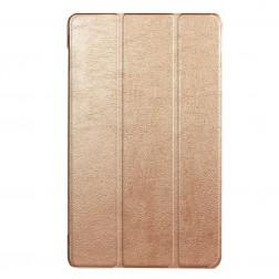 Atverčiamas dėklas - auksinis (MediaPad T3 8.0)