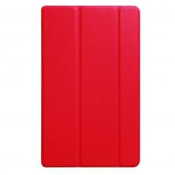 Atverčiamas dėklas - raudonas (MediaPad T3 8.0)