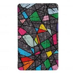 """""""Mozaika"""" atverčiamas dėklas (MediaPad T3 8.0)"""
