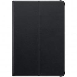 """""""Huawei"""" Flip Cover atverčiamas dėklas - juodas (MediaPad T5 10)"""