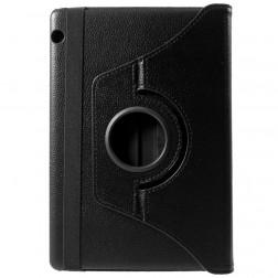 Atverčiamas dėklas (360°) - juodas (MediaPad T5 10)