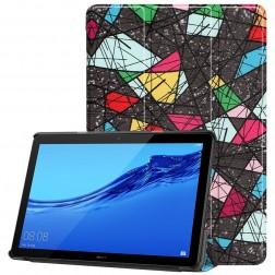"""""""Mozaika"""" atverčiamas dėklas (MediaPad T5 10)"""