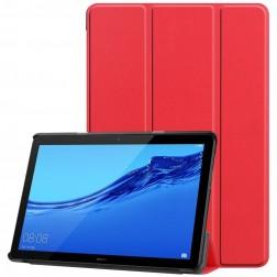 Atverčiamas dėklas - raudonas (MediaPad T5 10)