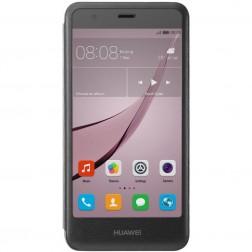 """""""Huawei"""" Smart View Cover atverčiamas dėklas - juodas (Nova)"""