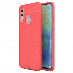 """""""FOCUS"""" kieto silikono (TPU) dėklas - raudonas (P smart 2019 / Honor 10 Lite)"""