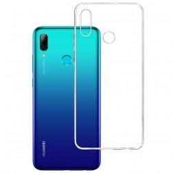 Kieto silikono (TPU) dėklas - skaidrus (P smart 2019 / Honor 10 Lite)