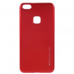 """""""Mercury"""" dėklas - raudonas (P10 Lite)"""