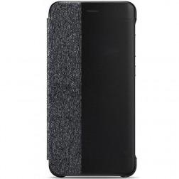 """""""Huawei"""" Smart View Cover atverčiamas dėklas - šiesiai pilkas (P10 Lite)"""