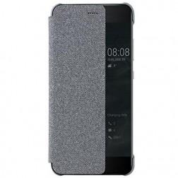"""""""Huawei"""" Smart View Cover atverčiamas dėklas - šviesiai pilkas (P10 Plus)"""