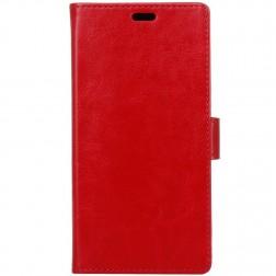 Atverčiamas dėklas, knygutė - raudonas (P10)