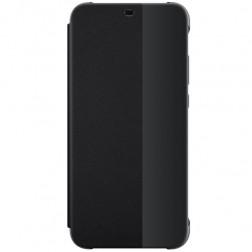 """""""Huawei"""" Smart View Flip Cover atverčiamas dėklas - juodas (P20 Lite)"""