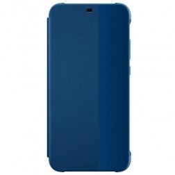 """""""Huawei"""" Smart View Flip Cover atverčiamas dėklas - mėlynas (P20 Lite)"""