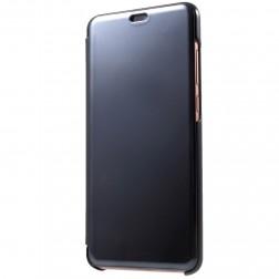 Plastikinis atverčiamas dėklas - juodas (P20 Pro)