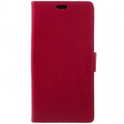 Atverčiamas dėklas, knygutė - raudonas (P20 Pro)