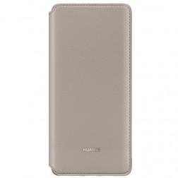 """""""Huawei"""" Wallet Cover atverčiamas dėklas - smėlio spalvos (P30 Pro)"""