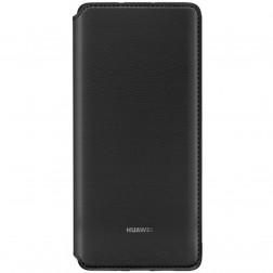 """""""Huawei"""" Wallet Cover atverčiamas dėklas - juodas (P30 Pro)"""