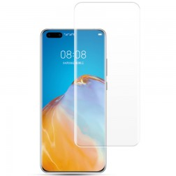 """Mocolo"" UV Light Irradiation Tempered Glass apsauginis ekrano stiklas 0.26 mm - skaidrus (P40 Pro)"