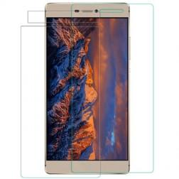 """""""Nillkin"""" 9H Tempered Glass apsauginis ekrano stiklas 0.33 mm + nugarėlės plėvelė (P8)"""