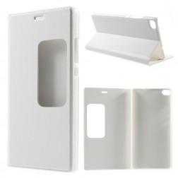 """""""Smart Window"""" atverčiamas dėklas - baltas (P8)"""