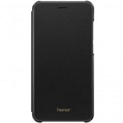"""""""Huawei"""" Smart Flip Cover atverčiamas dėklas - juodas (P9 Lite 2017)"""