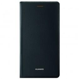 """""""Huawei"""" Flip Cover atverčiamas dėklas - juodas (P8 Lite)"""