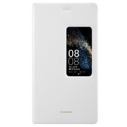 """""""Huawei"""" Smart Flip Cover atverčiamas dėklas - baltas (P8)"""