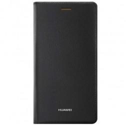 """""""Huawei"""" Flip Cover atverčiamas dėklas - juodas (P8)"""