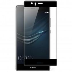 """""""3D Rewan"""" Tempered Glass apsauginis ekrano stiklas 0.26 mm - juodas (P9)"""