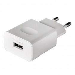 """""""Huawei"""" Quick Charge sieninis įkroviklis (18W, 2 A) - baltas"""