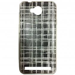 """Pattern"" kieto silikono dėklas - juodas (Y3 II)"