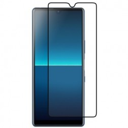 """Imak"" Tempered Glass apsauginis ekrano stiklas 0.26 mm - juodas (Xperia L4)"