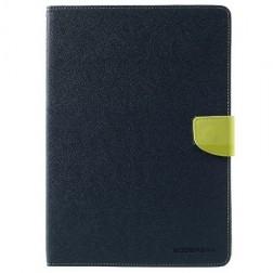 """""""Mercury"""" Fancy atverčiamas dėklas - mėlynas (iPad Mini 1 / 2 / 3)"""