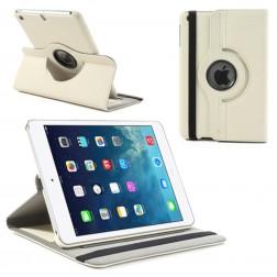 Atverčiamas dėklas (360°) - smėlio spalvos (iPad Mini 1 / 2 / 3)