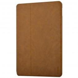 """""""Devia"""" atverčiamas odinis dėklas - rudas (iPad Pro 9.7)"""
