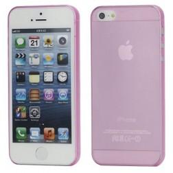 Ploniausias pasaulyje dėklas - rožinis (iPhone 5 / 5S / SE)