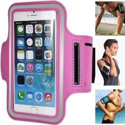 Dėklas sportui (raištis ant rankos) - šviesiai rožinis (L dydis)
