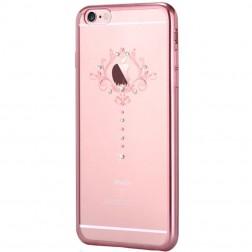 """""""Devia"""" Iris Diamond dėklas - rožinis (iPhone 6 / 6S)"""
