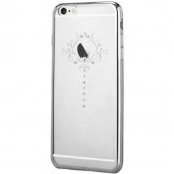 """""""Devia"""" Iris Diamond dėklas - sidabrinis (iPhone 6 / 6S)"""