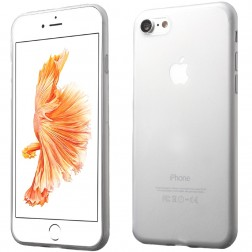 Ploniausias plastikinis dėklas - baltas (iPhone 7 / 8)