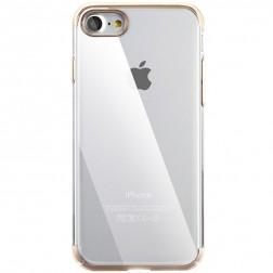 """Baseus"" Glitter dėklas - auksinis (iPhone 7 / 8)"
