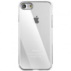 """""""Baseus"""" Glitter dėklas - sidabrinis (iPhone 7 / 8)"""