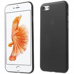 Ploniausias plastikinis dėklas - juodas (iPhone 7 / 8)