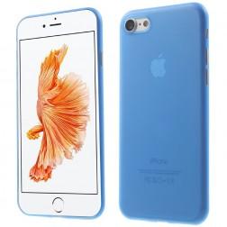Ploniausias plastikinis dėklas - mėlynas (iPhone 7 / 8)