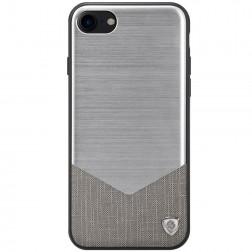 """Nillkin"" Lensen dėklas  - sidabrinis (iPhone 7 / 8)"