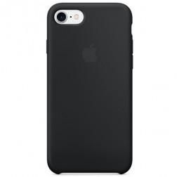 """Oficialus """"Apple"""" Silicone Case dėklas - juodas (iPhone 7 / 8)"""