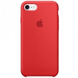 """Oficialus """"Apple"""" Silicone Case dėklas - raudonas (iPhone 7 / 8)"""