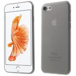 Ploniausias plastikinis dėklas - pilkas (iPhone 7 / 8)
